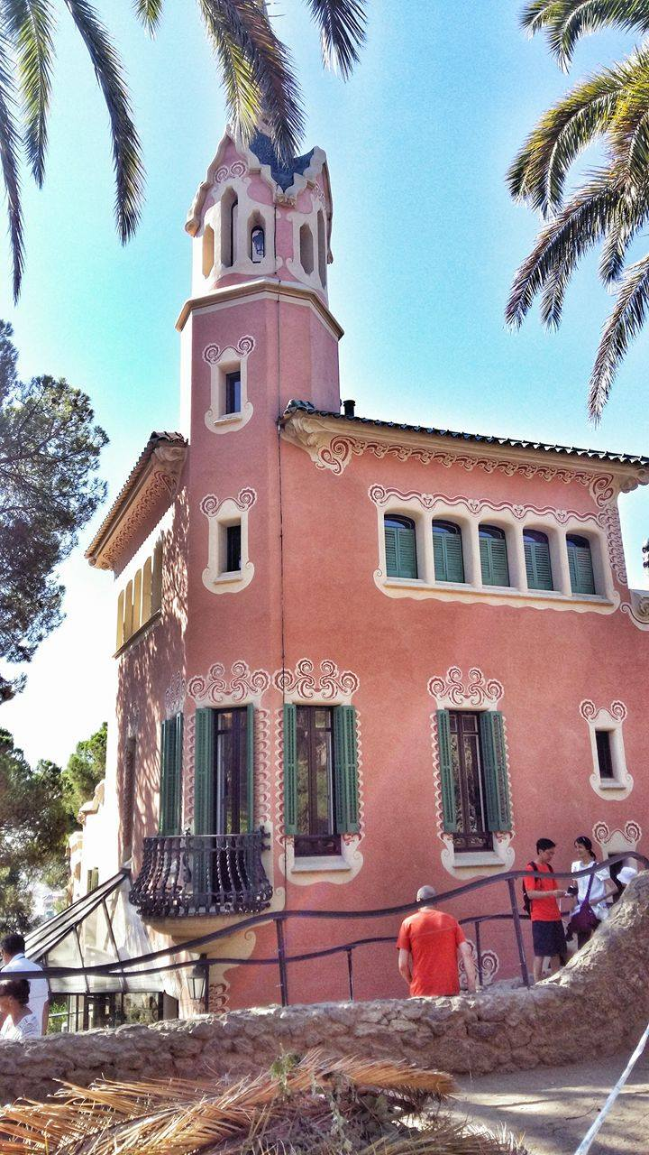 gaudis-house-in-parc-guell