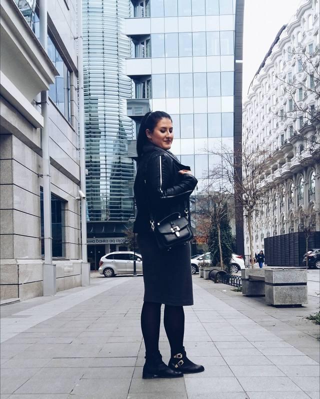 zorica-wearing-black-bag-in-skopje-1