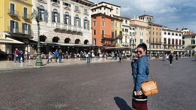 zorica_in_verona_piazza_bra