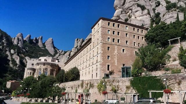 Montserrat_Monastery
