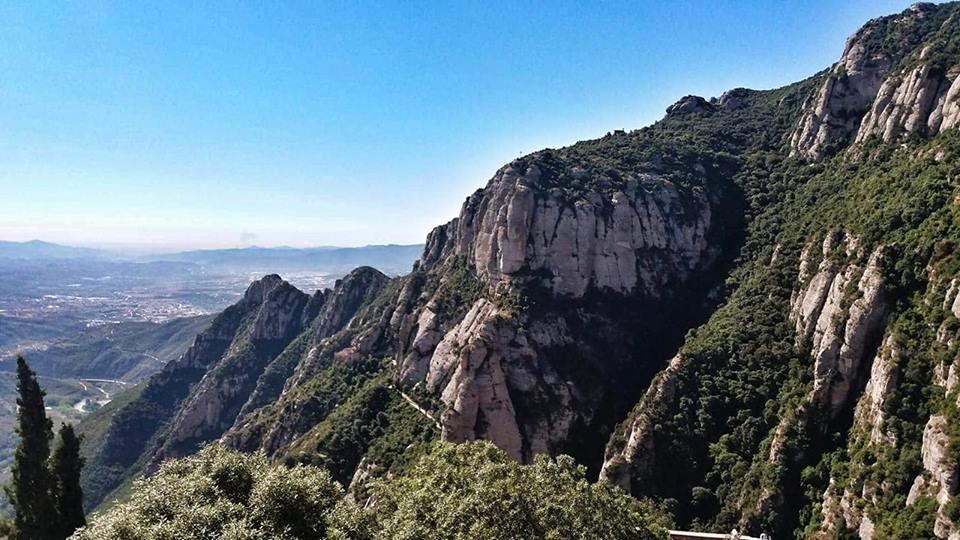Montserrat_mountains_Spain