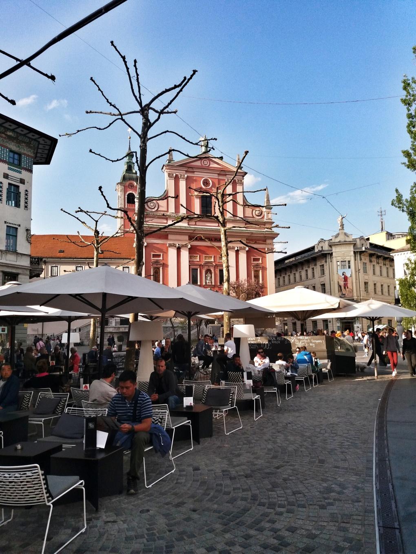 Preseren_Square_Ljubljana