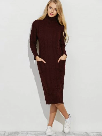 rosegal_dress_sweater_review