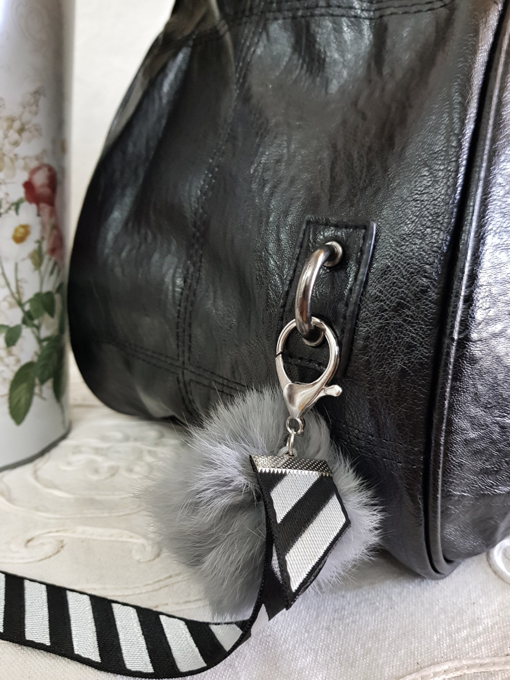 black_backpack_rosegal_review