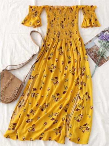 yellow_dress_zaful