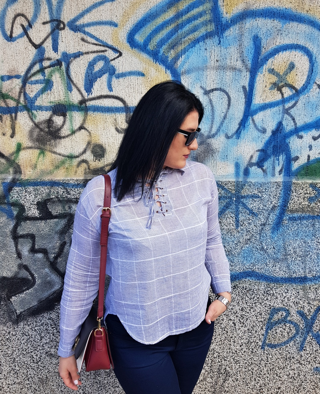 yoins_grey_t-shirt