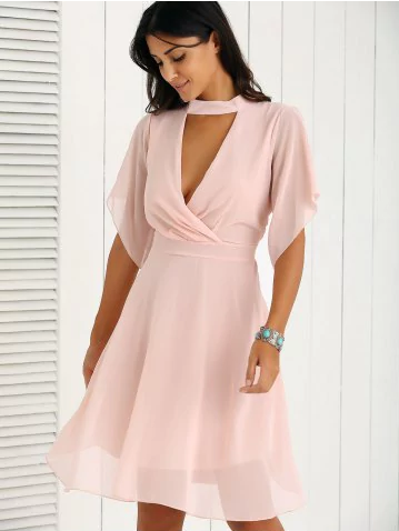 pastelpink_midi_summer_dress_rosegal