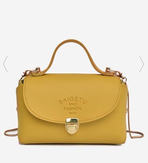 rosegal_yellow_bag
