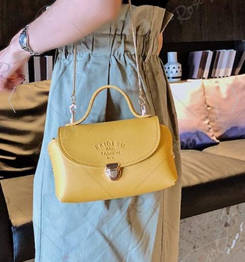 rosegal_yellow_bag_review