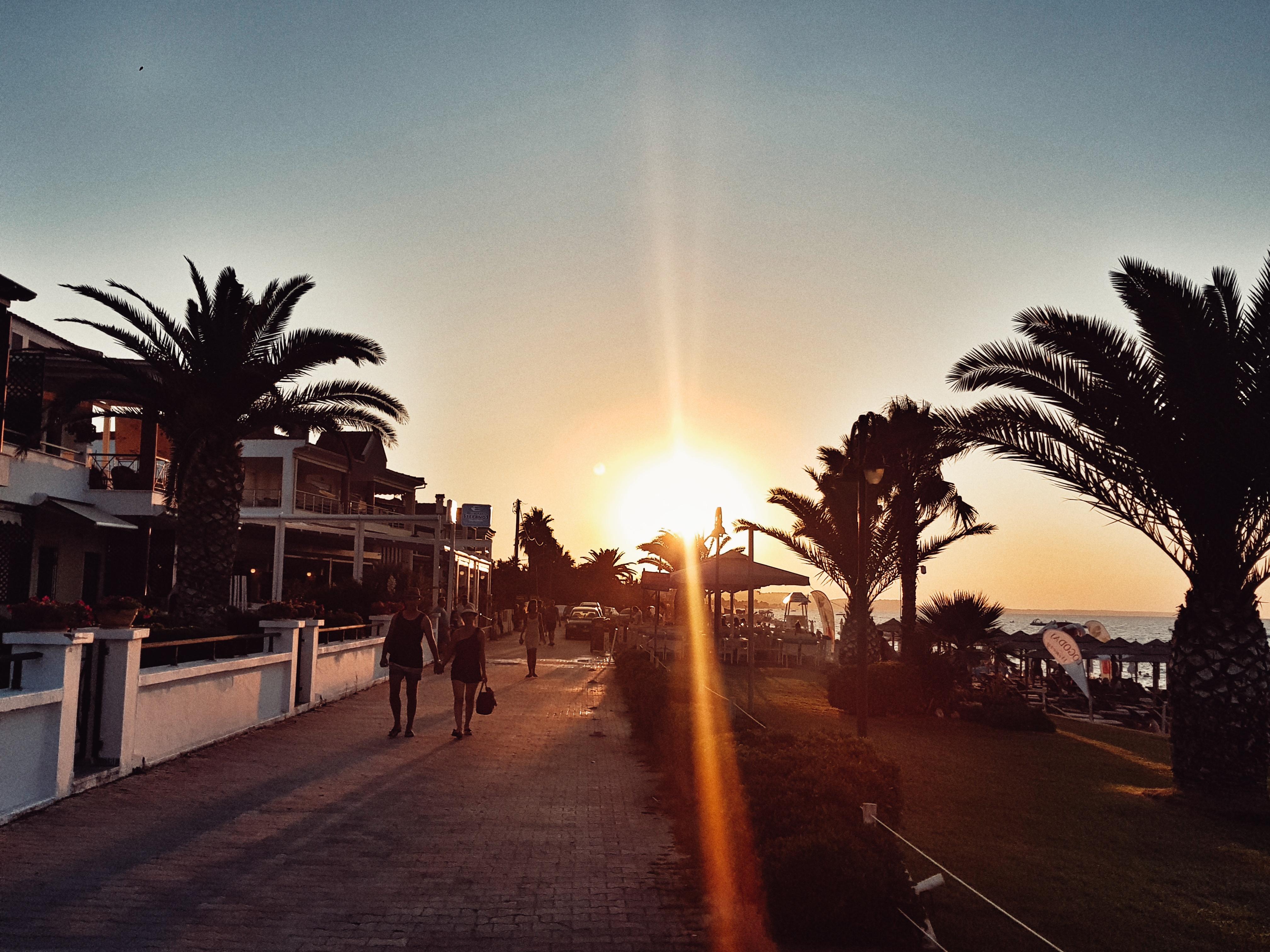 sunset_in_pefkohori