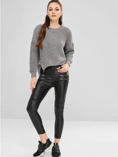 black_leather_pants_zaful