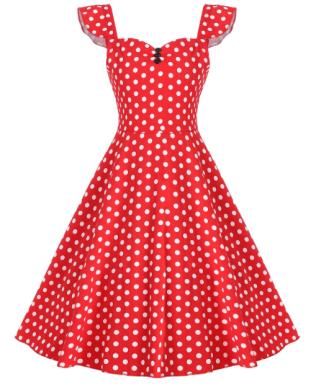 vintage_polkadot_reddress_dresslily_front