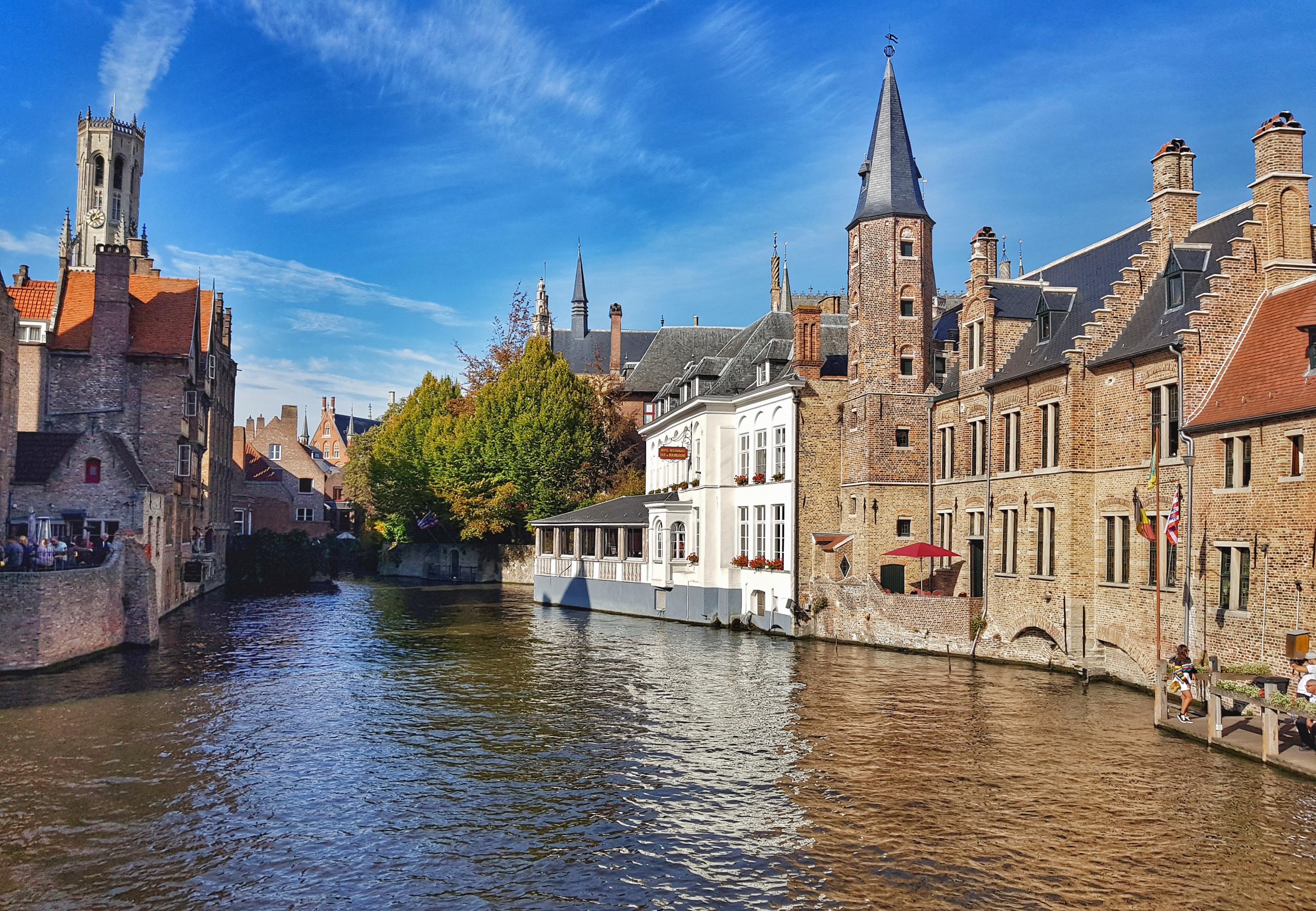 Rozenhoedkaai_Bruges_Brugge_belgium